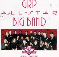 GRP All-Star Big Band - The Sidewinder