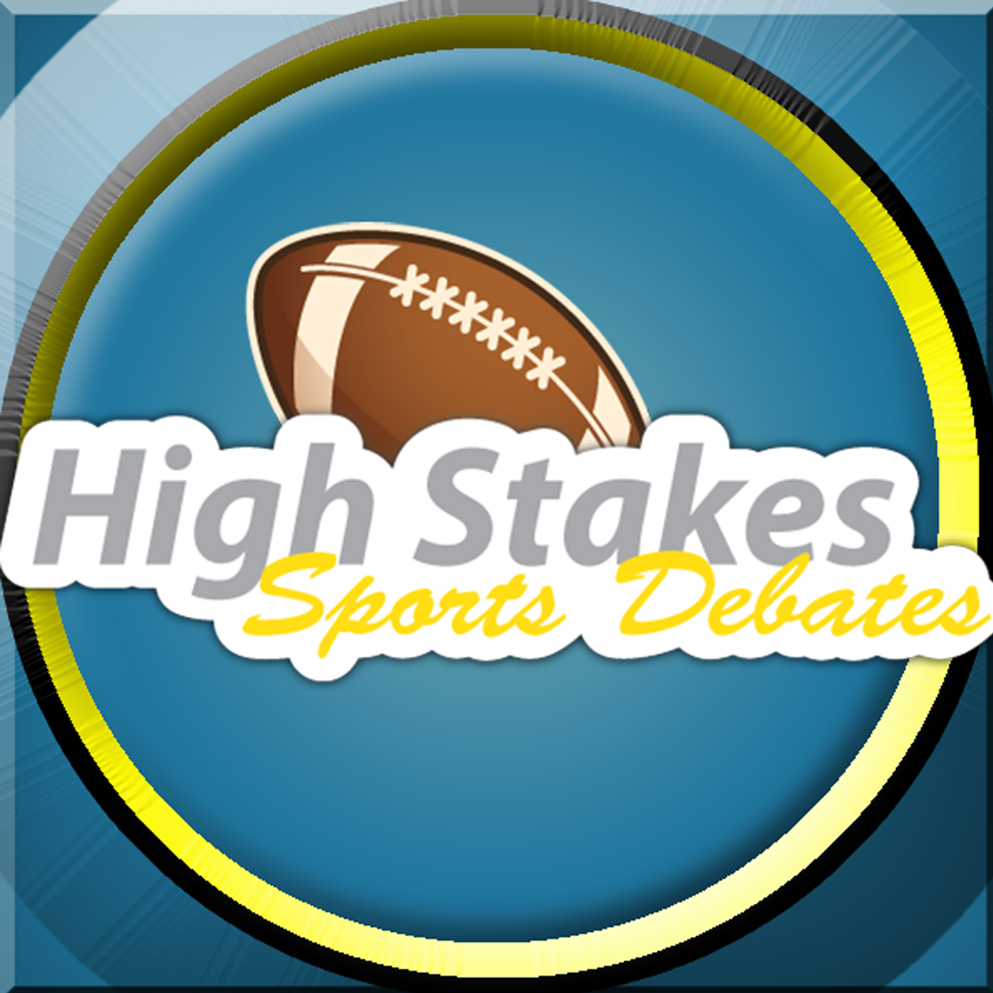 Podcasts – High Stakes Sports Debates