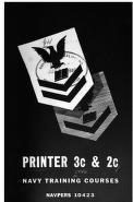 Cover of: Printer 3c & 2c