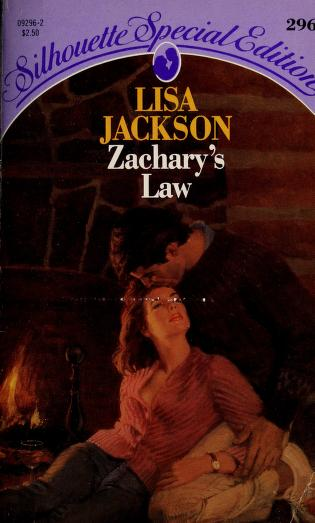 Cover of: Zachary'S Law | Lisa Jackson