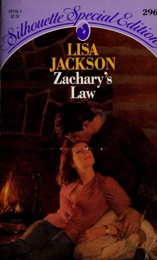 Zachary'S Law by Lisa Jackson